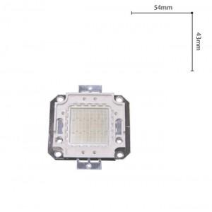 LED ЧИП 20W 600mA 30V цветен