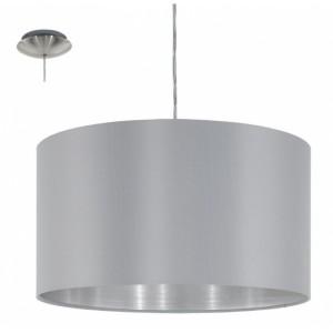 ПЕНДЕЛ 1-ца ф.380 MASERLO никел мат/сиво-сребро