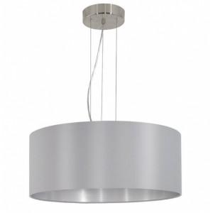 ПЕНДЕЛ 1-ца ф.530 MASERLO никел мат/сиво-сребро