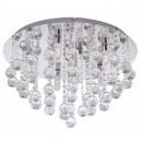 LED Кристален плафон Ø500 ALMONTE