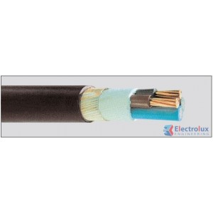 NYCY-FR 2x2.5/2.5 .6/1 kV