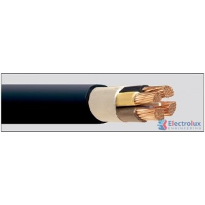 NYY 1x10 .6/1 kV