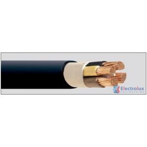 NYY 3x185+95 .6/1 kV