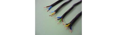 Силови кабели ниско напрежение с PVC изолация