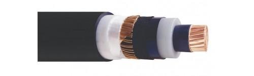 Силови кабели средно напрежение