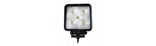 LED работни лампи